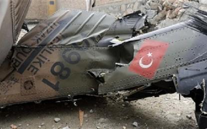 Un hélicoptère militaire porté disparu en Turquie