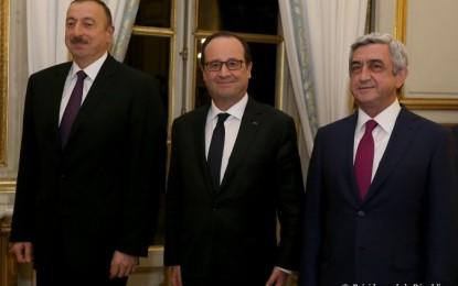 Sommet Haut-Karabagh