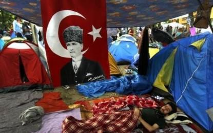 [Taksim] Erdogan remet le couvert